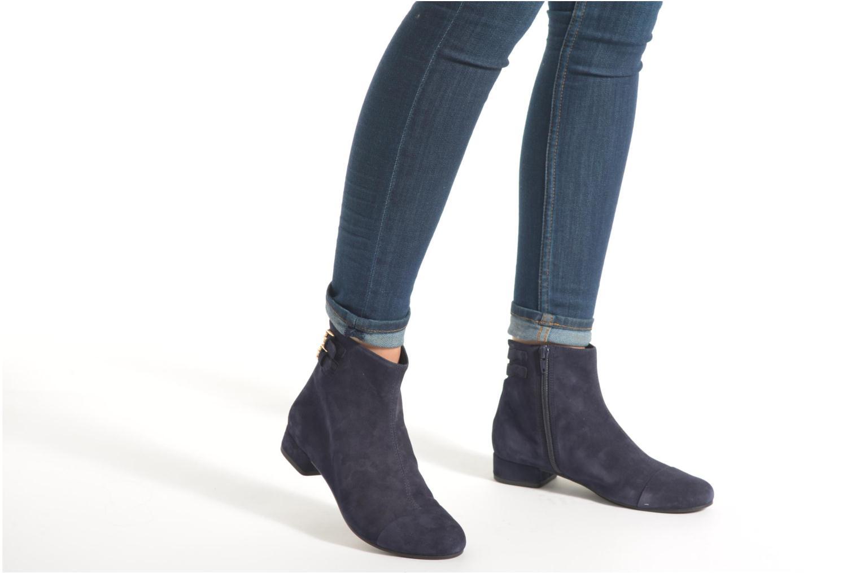 Bottines et boots Vagabond Shoemakers SUE 4205-140 Noir vue bas / vue portée sac
