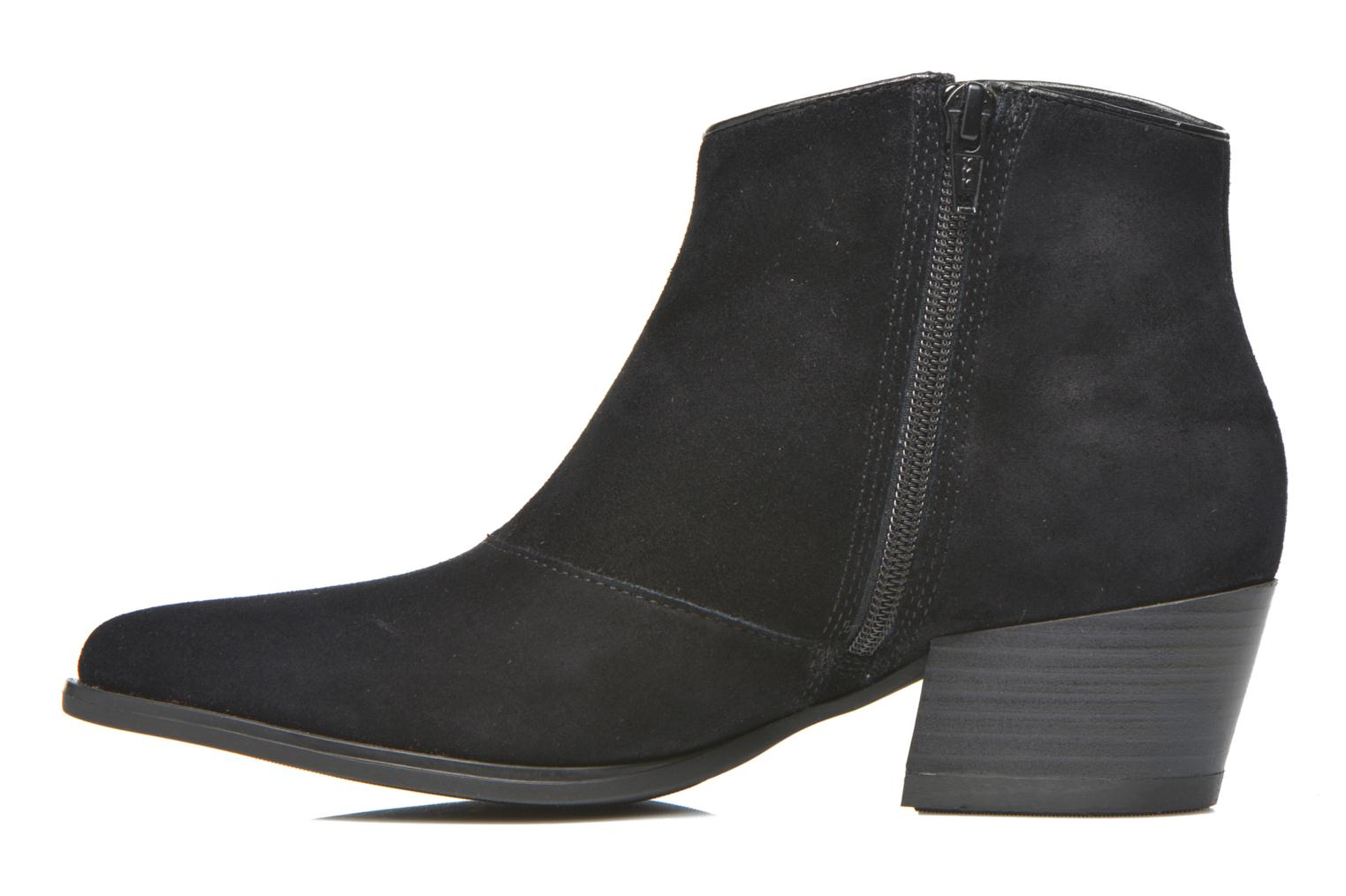 Bottines et boots Vagabond Shoemakers MANDY 4214-140 Noir vue face