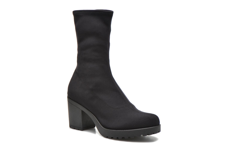 Ankle boots Vagabond GRACE 4228-039 Black detailed view/ Pair view