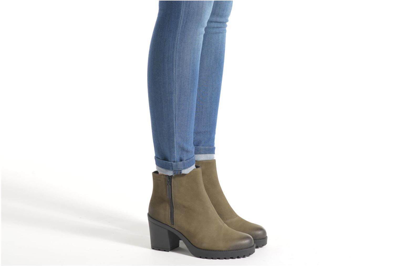 Bottines et boots Vagabond Shoemakers GRACE 4228-350 Vert vue bas / vue portée sac