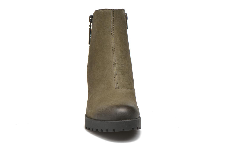 Bottines et boots Vagabond Shoemakers GRACE 4228-350 Vert vue portées chaussures