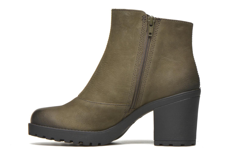 Bottines et boots Vagabond Shoemakers GRACE 4228-350 Vert vue face