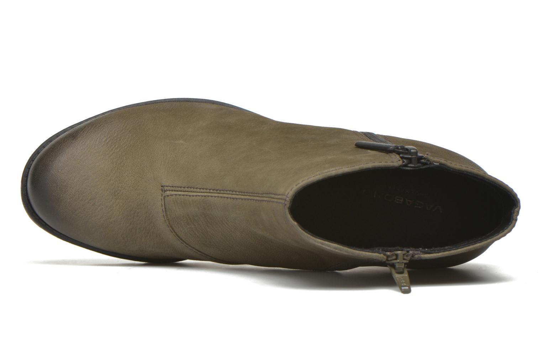 Bottines et boots Vagabond Shoemakers GRACE 4228-350 Vert vue gauche