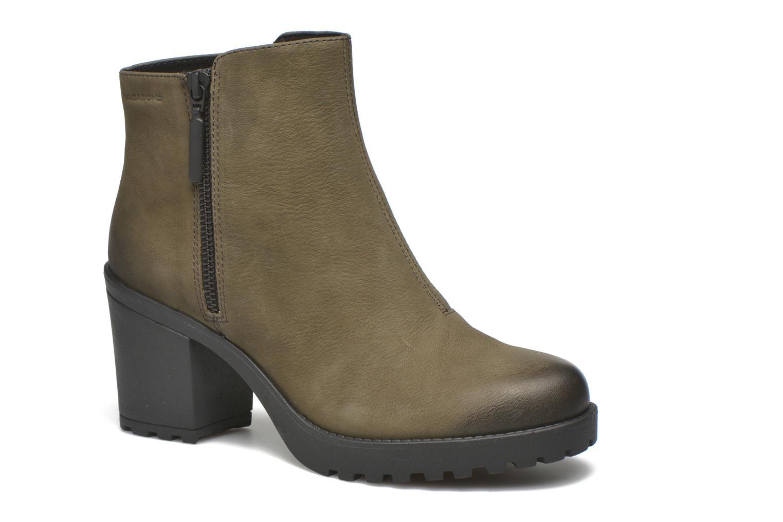 Bottines et boots Vagabond Shoemakers GRACE 4228-350 Vert vue détail/paire