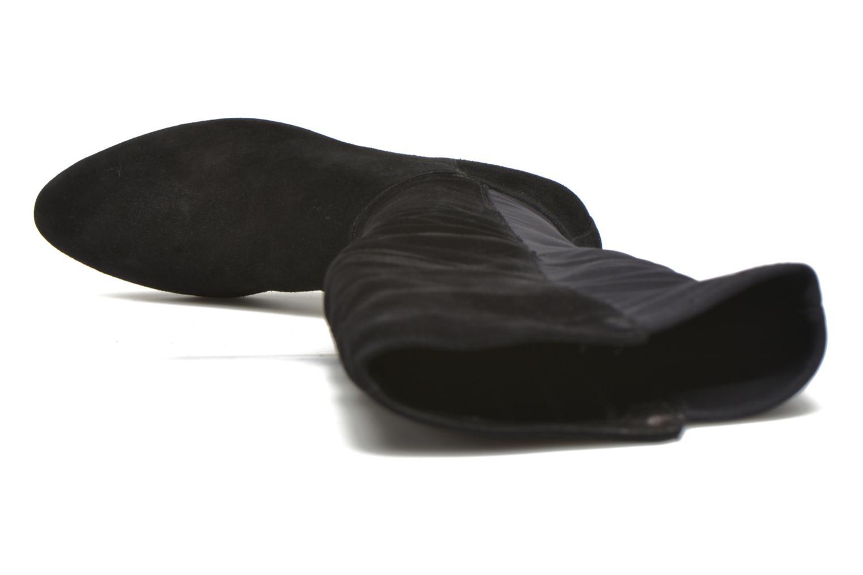 Botas Vagabond Shoemakers GIGI 4201-040 Negro vista lateral izquierda