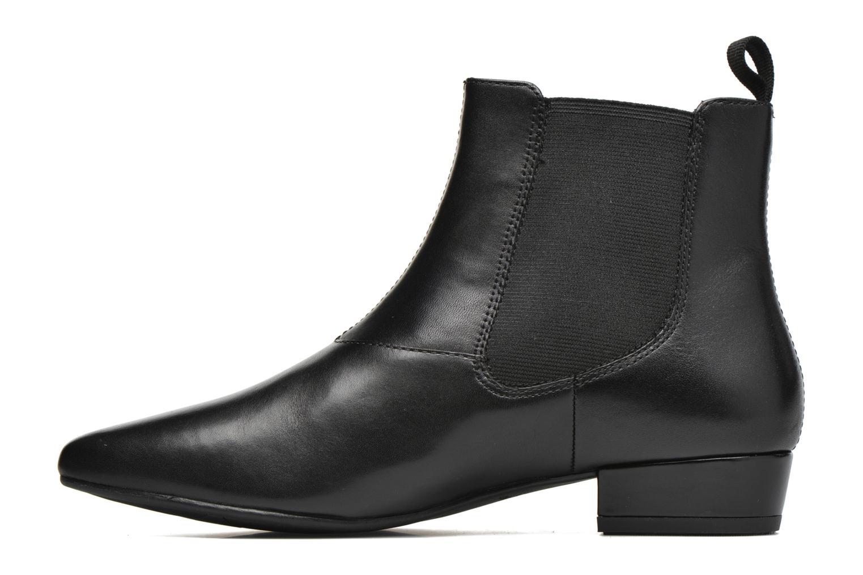 Bottines et boots Vagabond SARAH 4206-101 Noir vue face