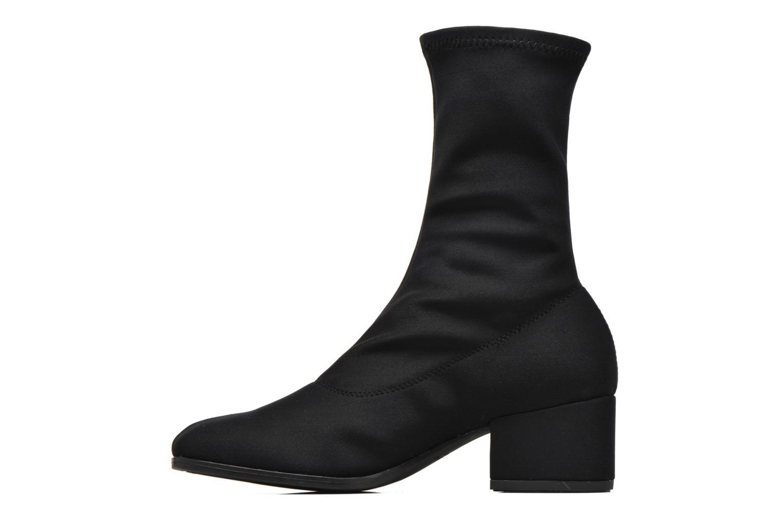 Bottines et boots Vagabond DAISY 4209-439 Noir vue face