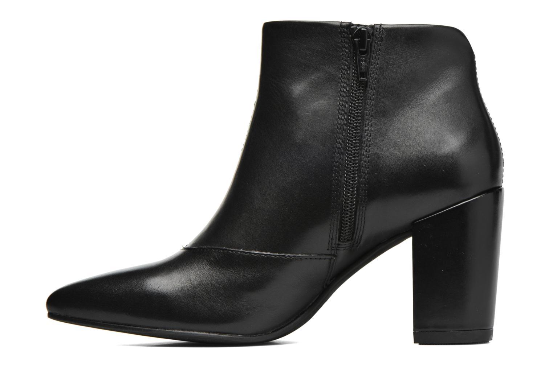 Ankle boots Vagabond SAIDA 4219-001 Black front view