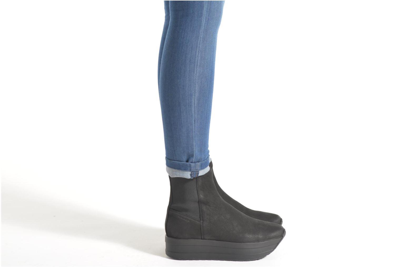 Stiefeletten & Boots Vagabond CASEY 4222-150 schwarz ansicht von unten / tasche getragen