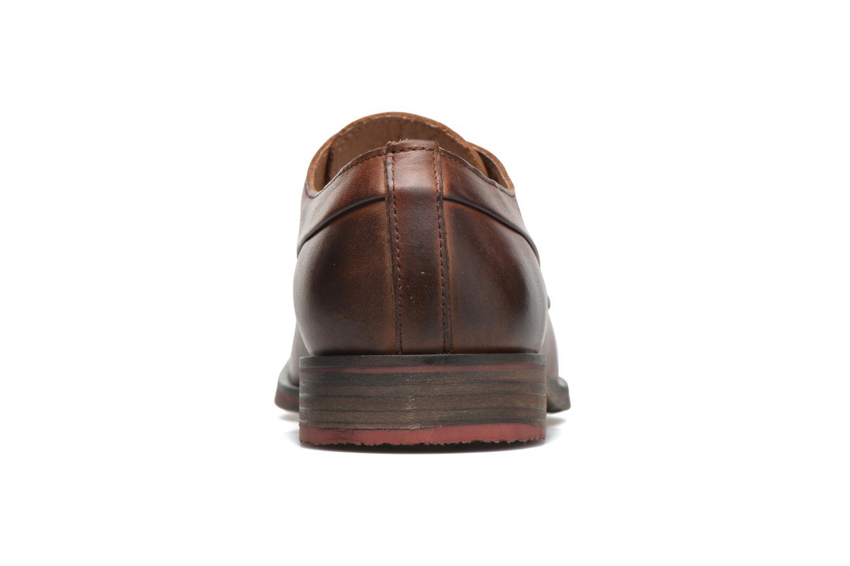 Chaussures à lacets Kickers Darkos Marron vue droite