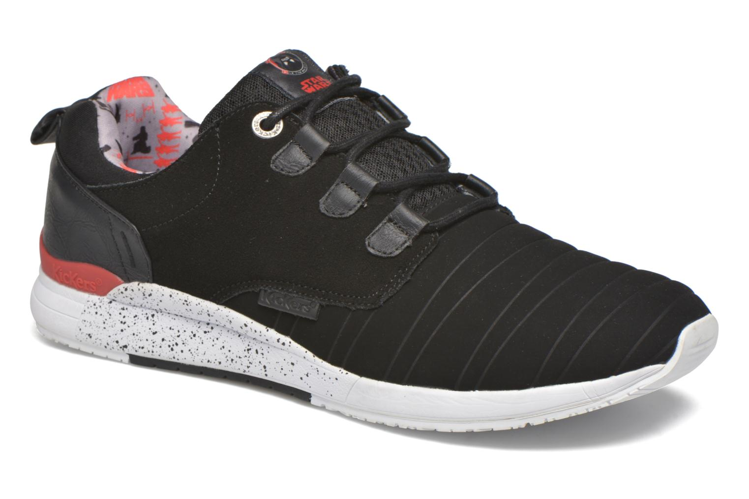 Baskets Kickers Slayer Kylo M Noir vue détail/paire