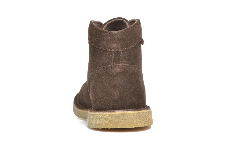 Bottines et boots Kickers Orilegend Marron vue droite