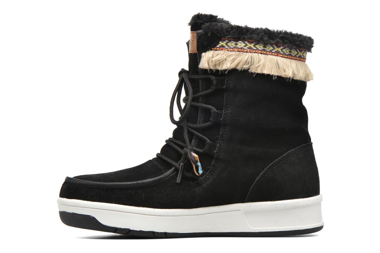 Bottines et boots Esprit Ducky LU Bootie Noir vue face