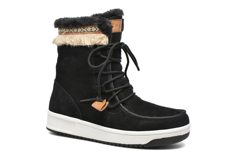 Esprit Ducky LU Bootie (Noir) - Bottines et boots chez Sarenza (263698)