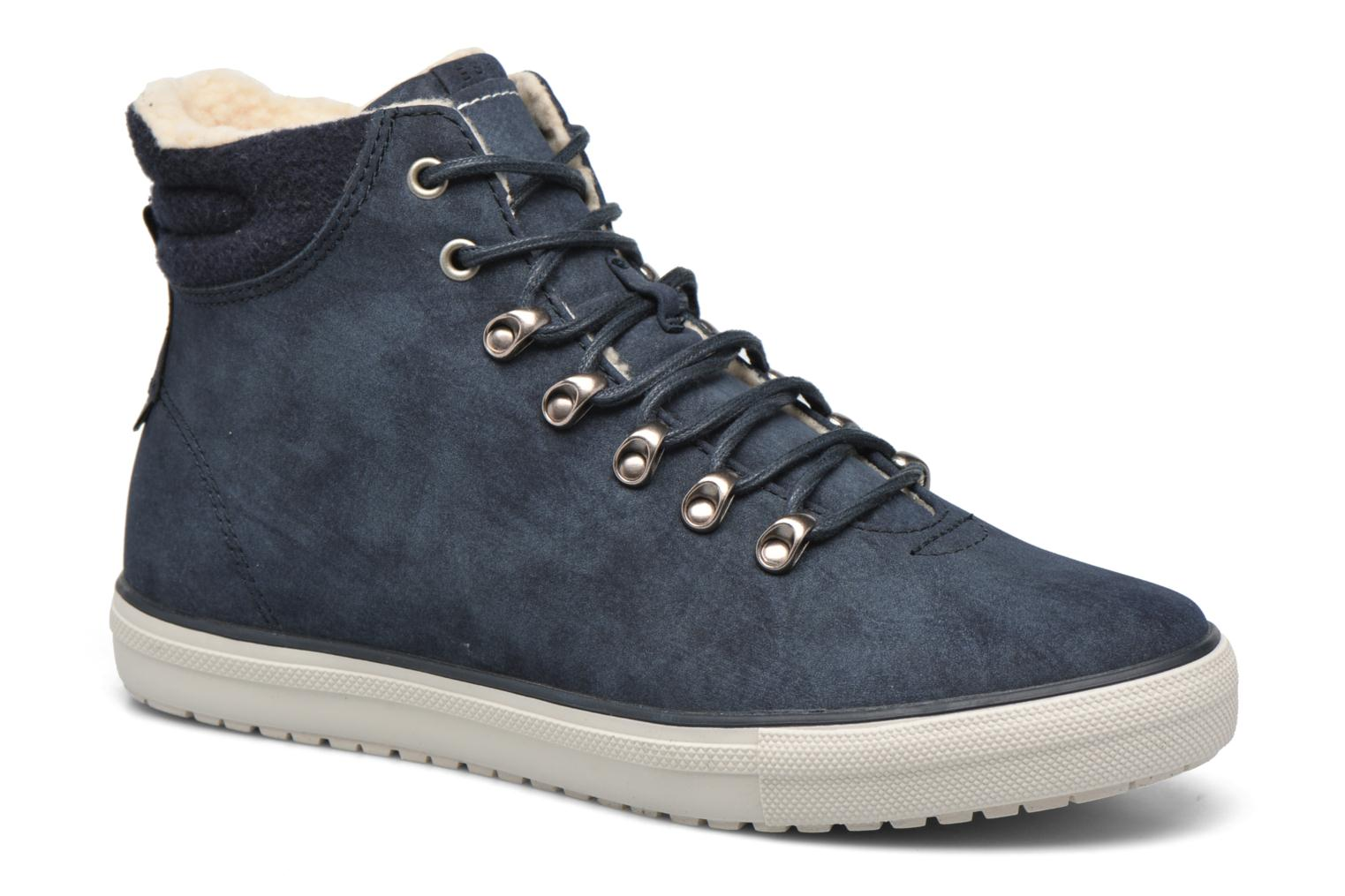 Trainers Esprit Mika Bootie Blue detailed view/ Pair view