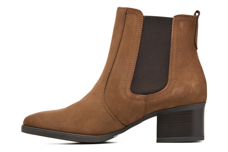 Stiefeletten & Boots Esprit Laurie Bootie braun ansicht von vorne