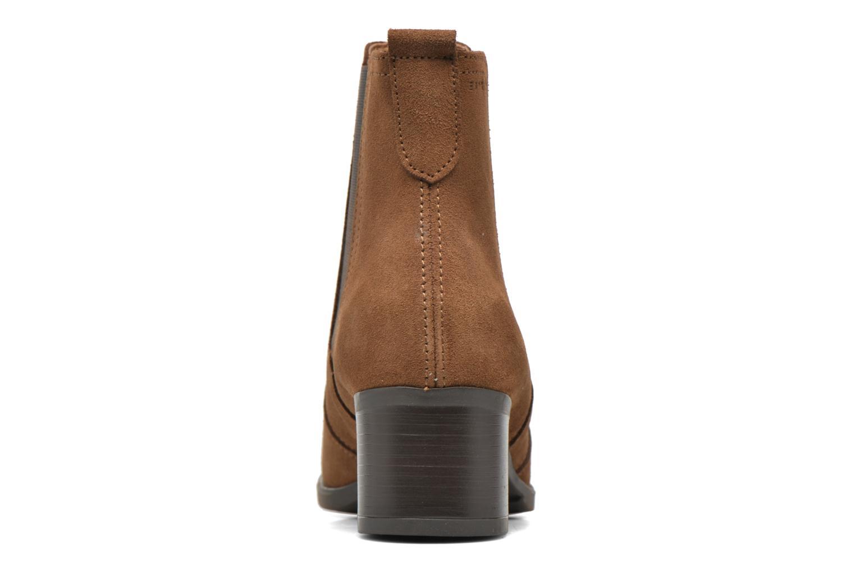 Stiefeletten & Boots Esprit Laurie Bootie braun ansicht von rechts