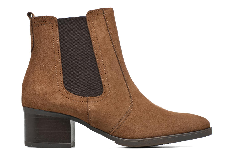 Stiefeletten & Boots Esprit Laurie Bootie braun ansicht von hinten