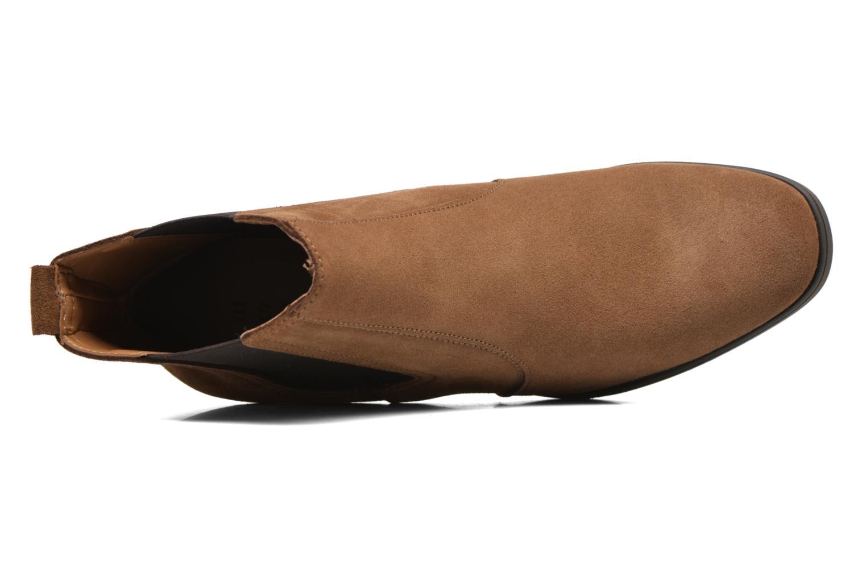 Stiefeletten & Boots Esprit Laurie Bootie braun ansicht von links