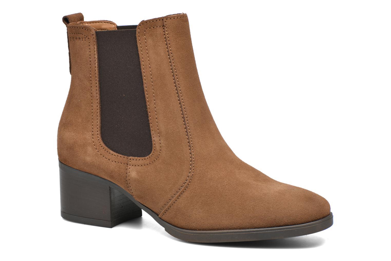 Stiefeletten & Boots Esprit Laurie Bootie braun detaillierte ansicht/modell