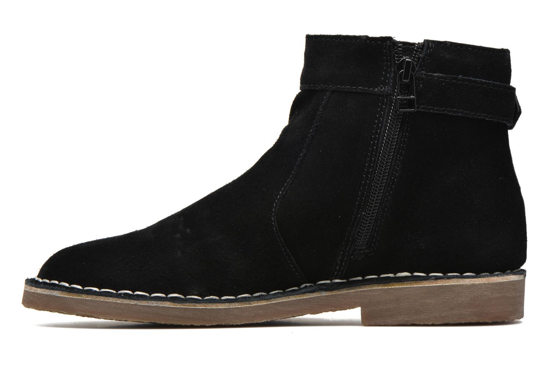 Bottines et boots Esprit Koa Fringes Noir vue face