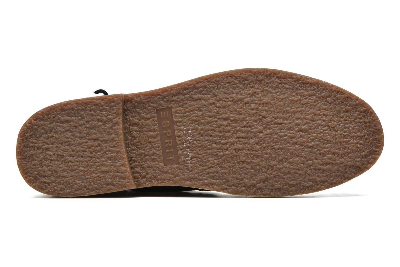 Bottines et boots Esprit Koa Fringes Noir vue haut