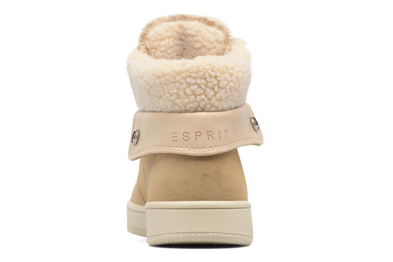 Sneakers Esprit Desire Bootie Beige immagine destra