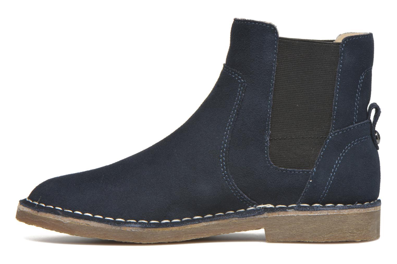 Ankle boots Esprit Koa TG Bootie Blue front view