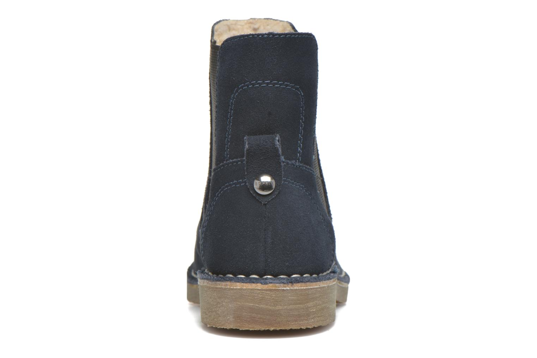 Stiefeletten & Boots Esprit Koa TG Bootie blau ansicht von rechts