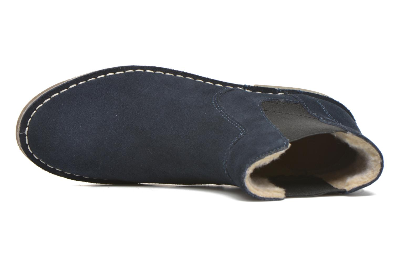 Ankle boots Esprit Koa TG Bootie Blue back view