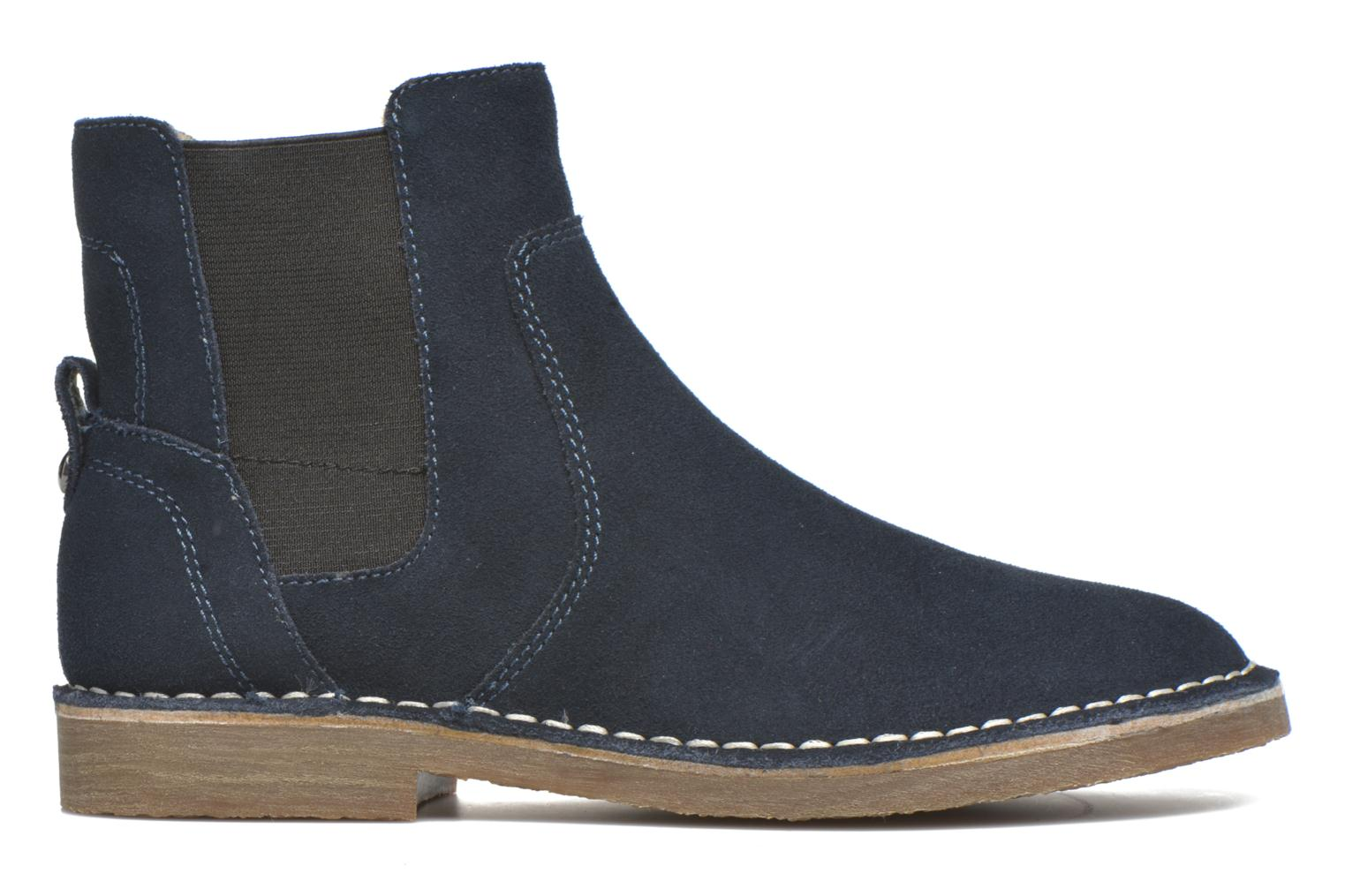 Ankle boots Esprit Koa TG Bootie Blue view from the left