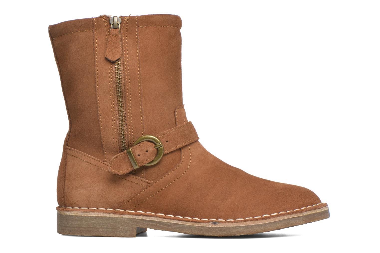 Bottines et boots Esprit Koa Buckle Marron vue derrière