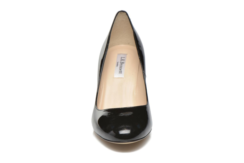 Escarpins L.K. Bennett Sasha Noir vue portées chaussures