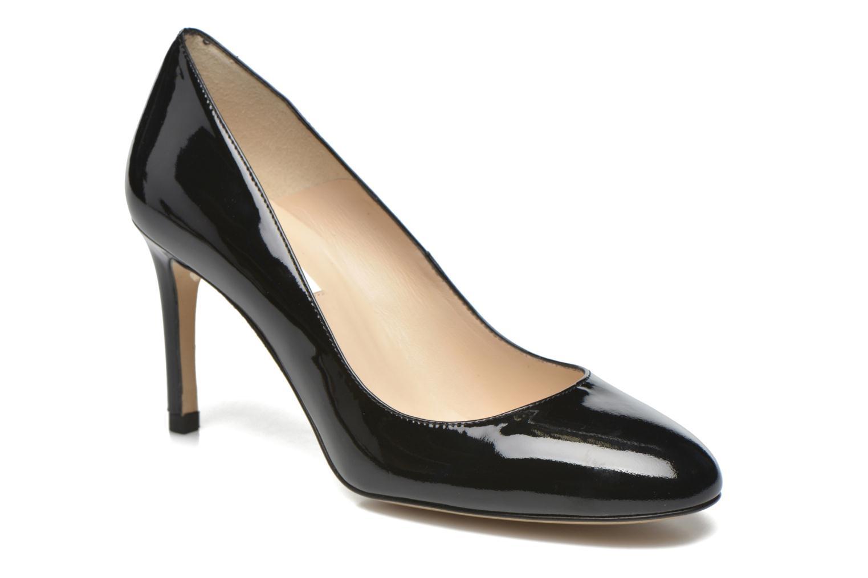 High heels L.K. Bennett Sasha Black detailed view/ Pair view