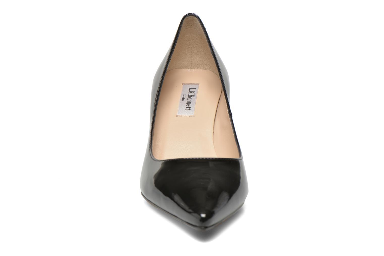 High heels L.K. Bennett Florida Black 3/4 view