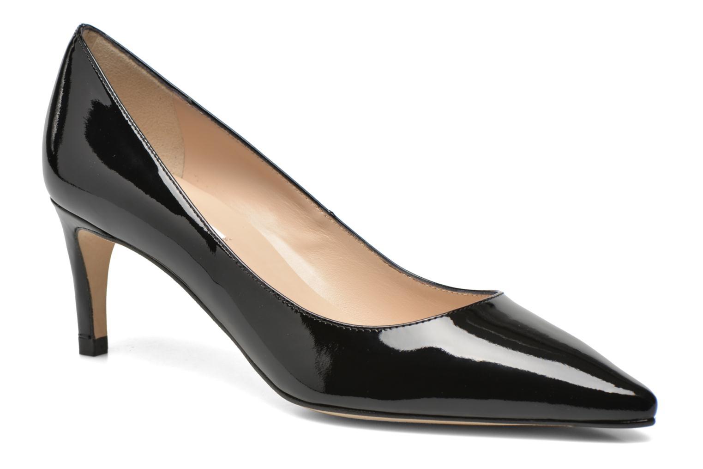 High heels L.K. Bennett Florida Black detailed view/ Pair view