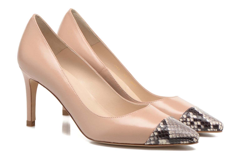 Zapatos de tacón L.K. Bennett Kay Beige vista 3/4