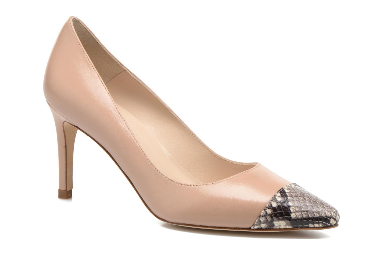 Zapatos de tacón L.K. Bennett Kay Beige vista de detalle / par