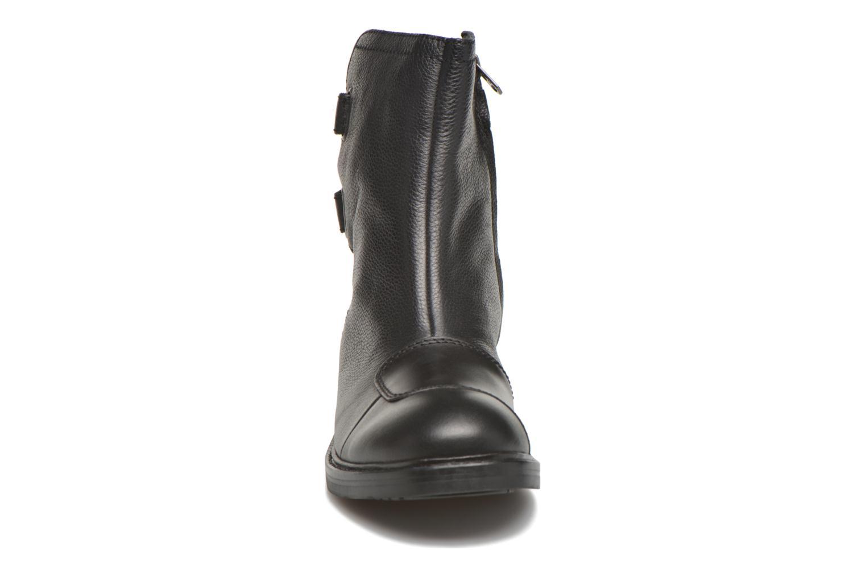 Bottines et boots G-Star Ranker flat boot W Noir vue portées chaussures