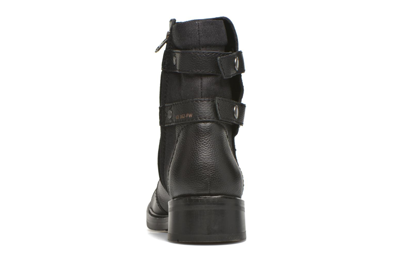 Ranker flat boot W Black