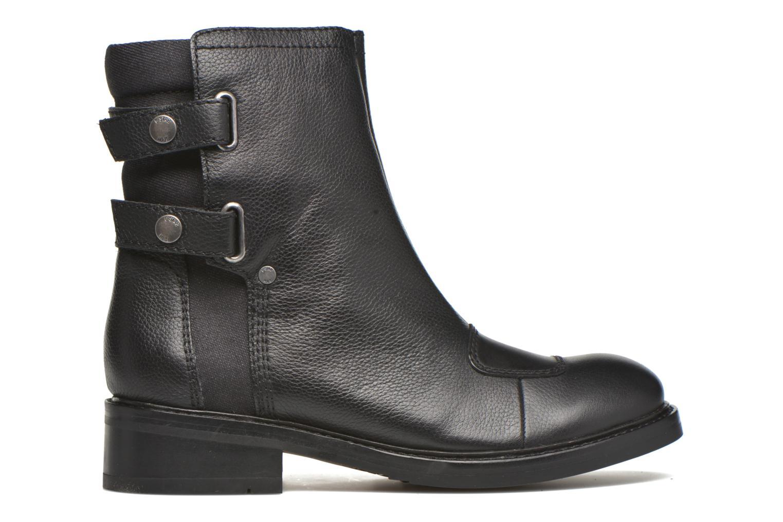 Bottines et boots G-Star Ranker flat boot W Noir vue derrière