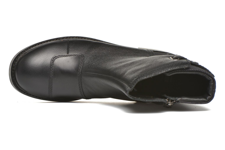 Bottines et boots G-Star Ranker flat boot W Noir vue gauche