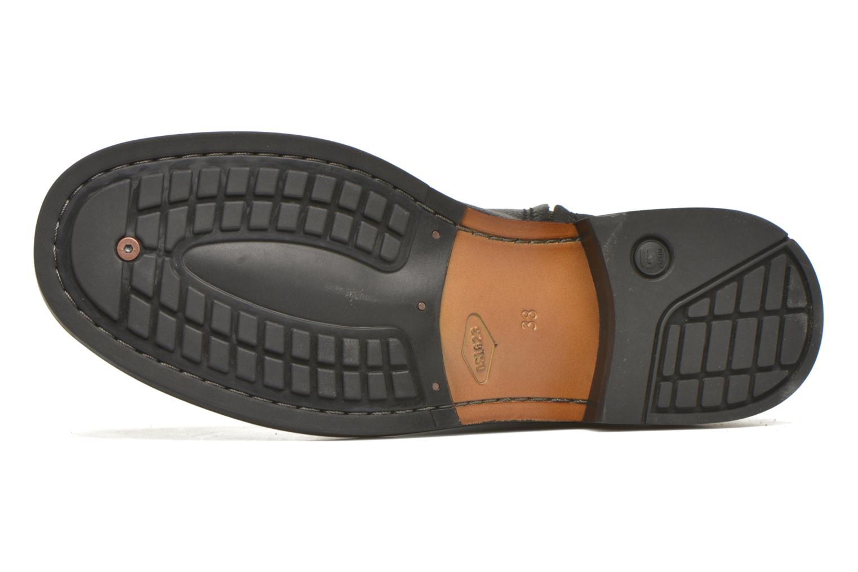 Bottines et boots G-Star Ranker flat boot W Noir vue haut