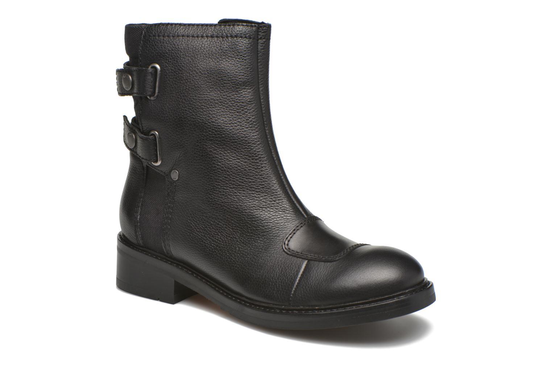 Bottines et boots G-Star Ranker flat boot W Noir vue détail/paire