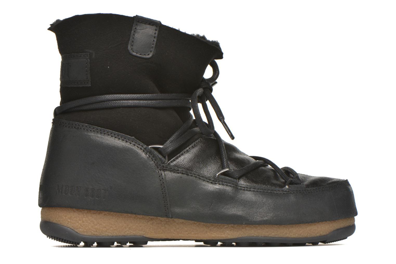 Chaussures de sport Moon Boot Low Mix Noir vue derrière