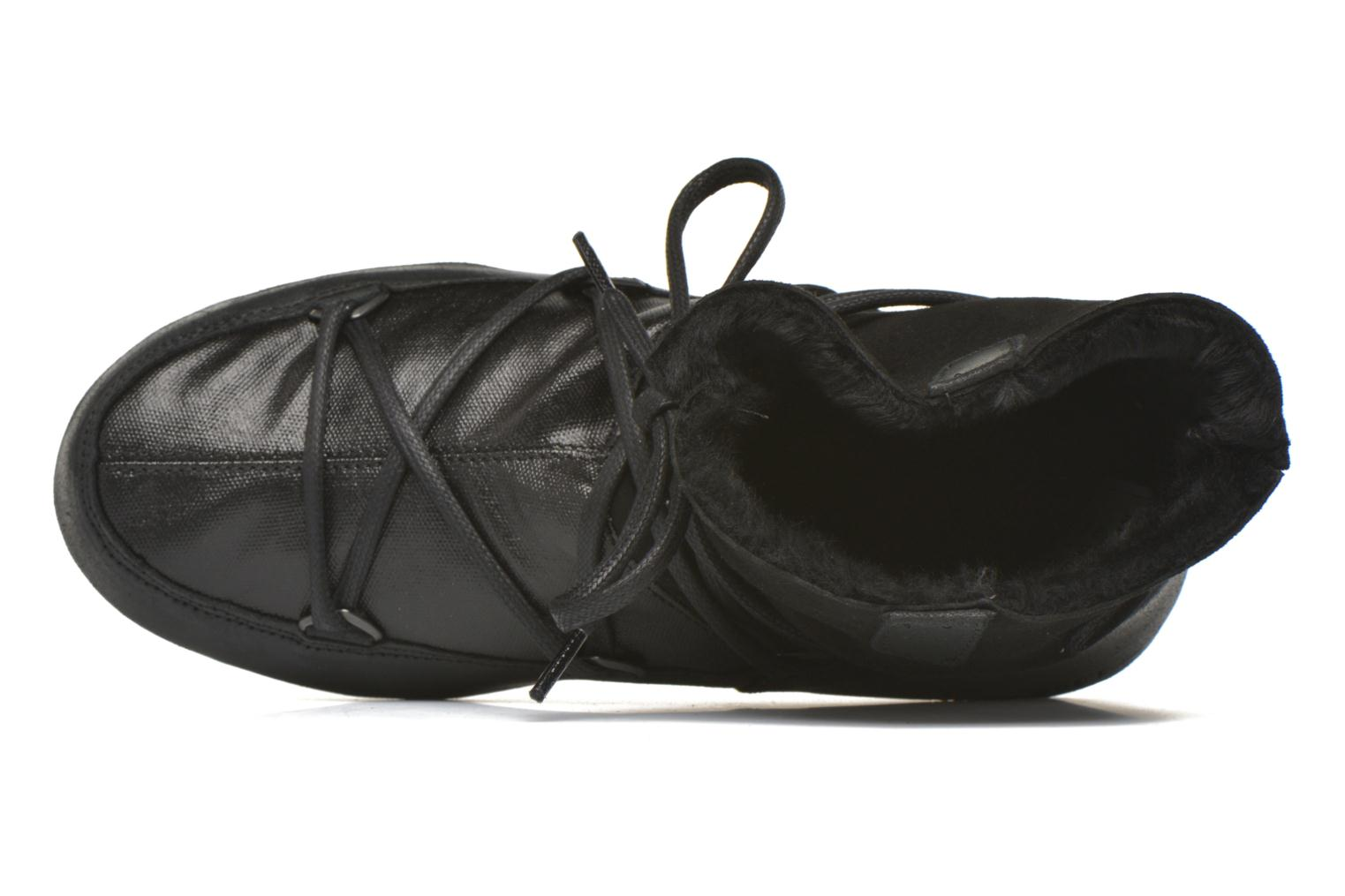 Sport shoes Moon Boot We Low Mix Black view from the left
