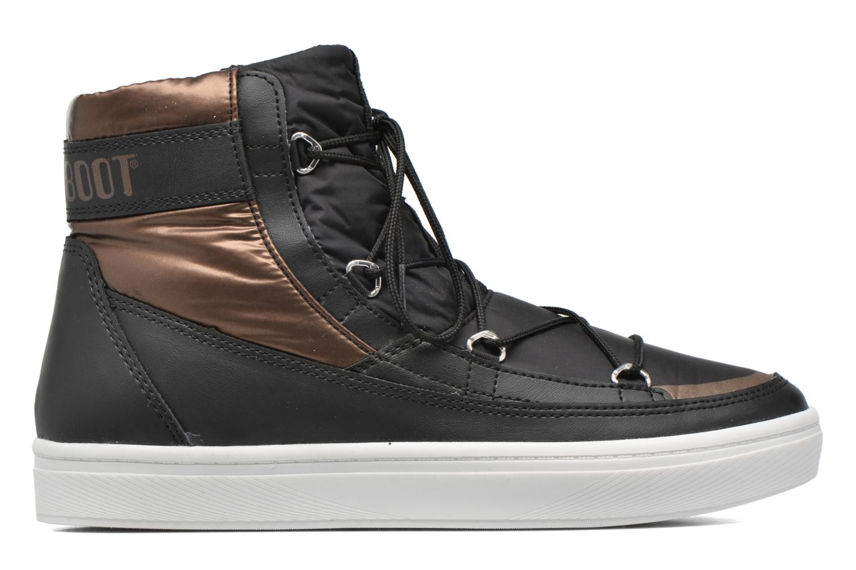 Zapatillas de deporte Moon Boot Vega Negro vistra trasera