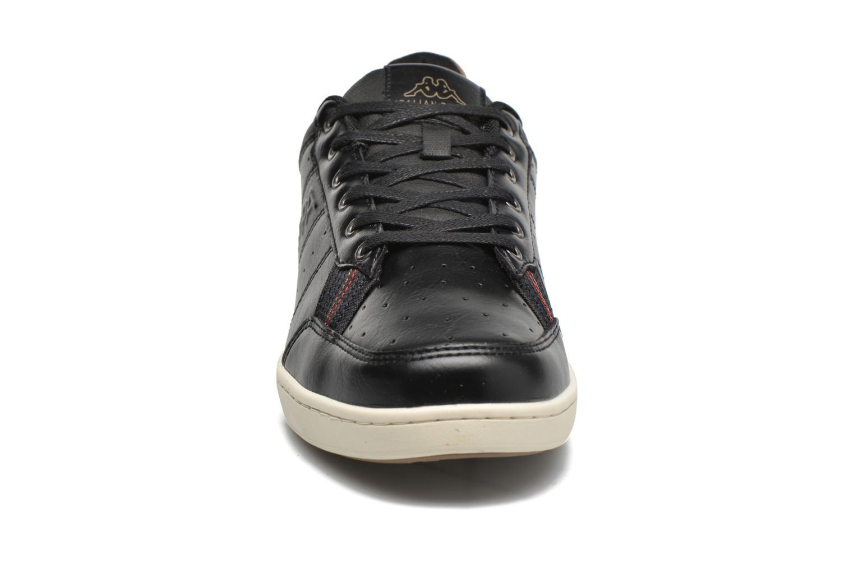 Sneaker Kappa Garyn schwarz schuhe getragen