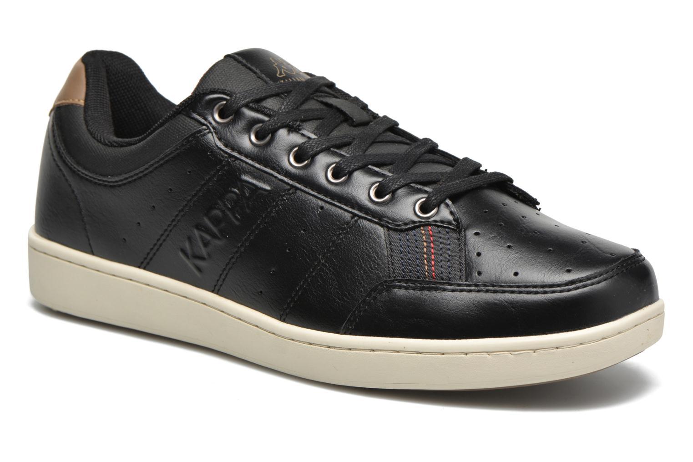 Sneaker Kappa Garyn schwarz detaillierte ansicht/modell