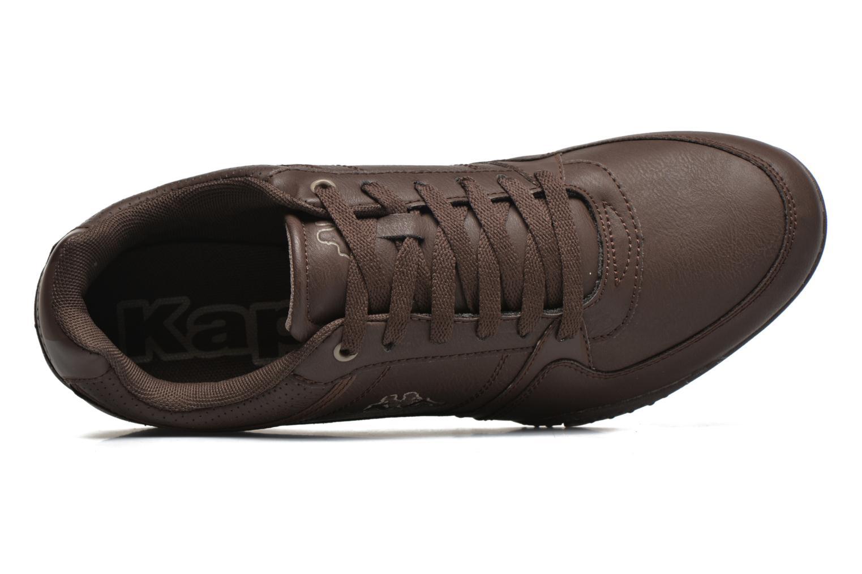 Sneakers Kappa Manille Bruin links